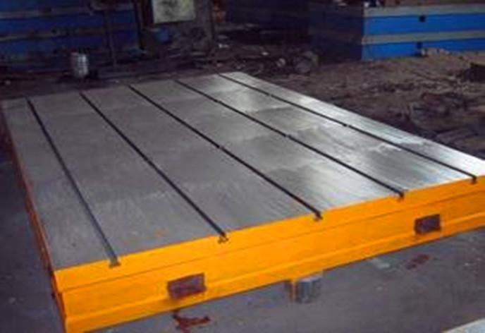 t型槽平台平板