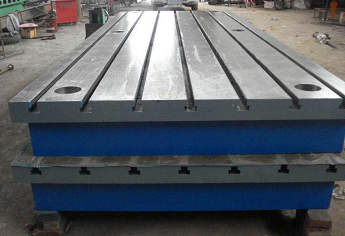 铸铁平板工作台