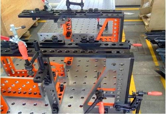 三维焊接平台厂家