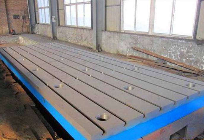 大型t型槽焊接平台